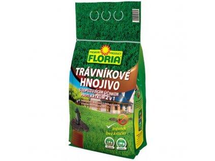 trávníkové hnojivo s účinkem proti krtkům 2,5kg
