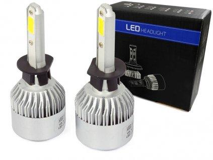 LED H1 S2 COB 36W 16000 lm 1407 1