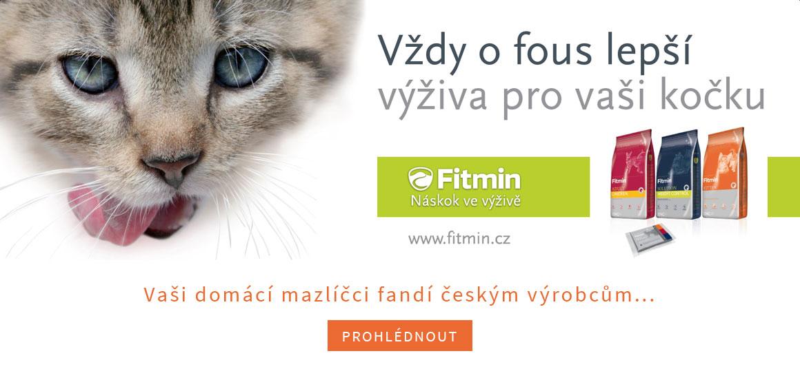 Fitmin pro kočky