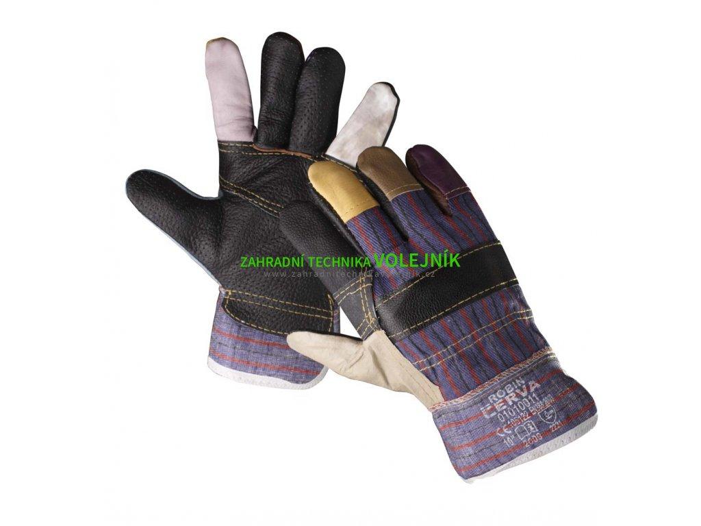 ČERVA - ROBIN pracovní rukavice  230ad65e85