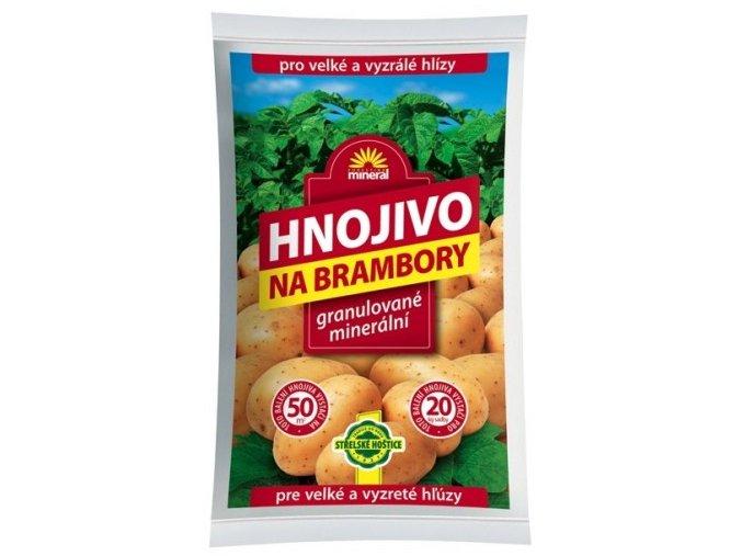 Hnojivo na brambory 5kg