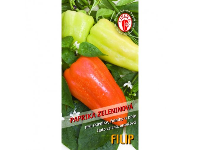 PAPRIKA FILIP - zeleninová 15 s