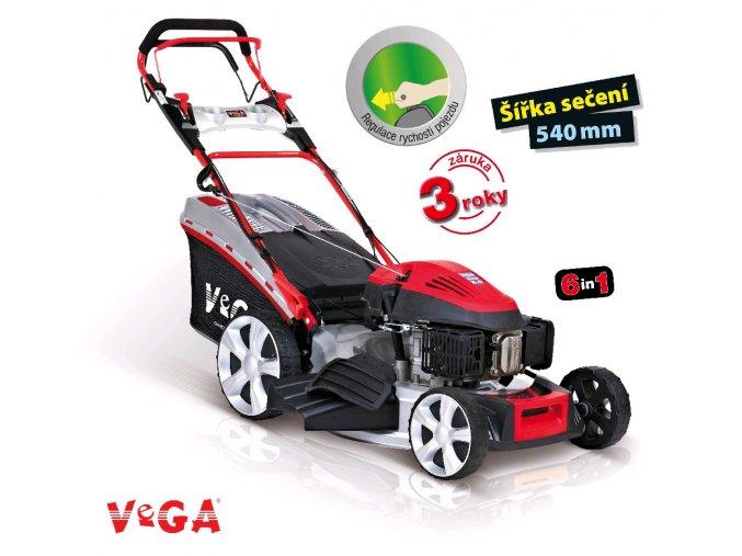 VeGA 545 SXH 6in1 - motorová sekačka s pojezdem