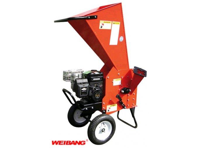 WEIBANG WB SH 5007 B - profi drtič dřeva