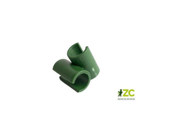 Spojka pro tyčku k rostlinám Rosteto 11 mm křížová (10 ks)