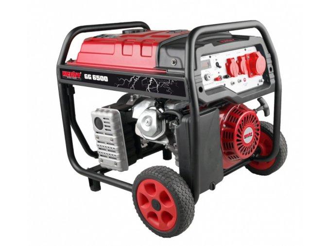 HECHT GG 6500 - generátor benzínový