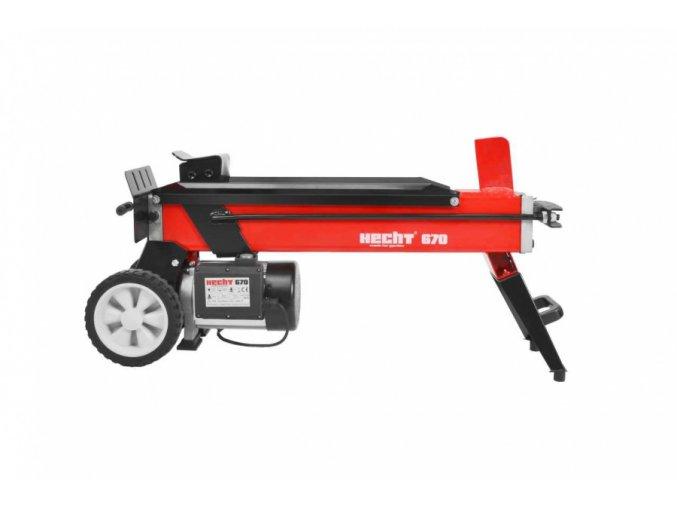 HECHT 670 - štípačka na dřevo elektrická
