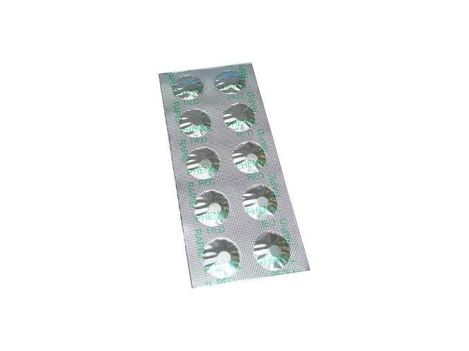 MARIMEX  PHENOL RED - tablety na měření pH