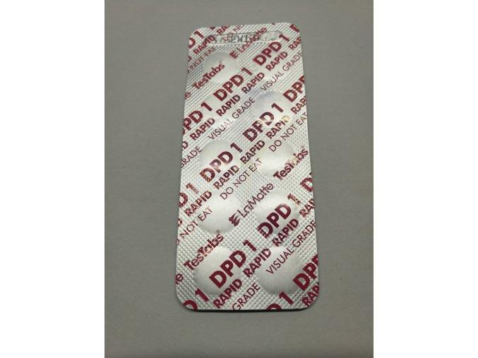 MARIMEX DPD 1 - tablety do testeru - volný chlór