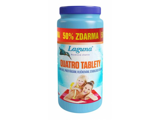 LAGUNA QUATRO tablety 1.5 Kg