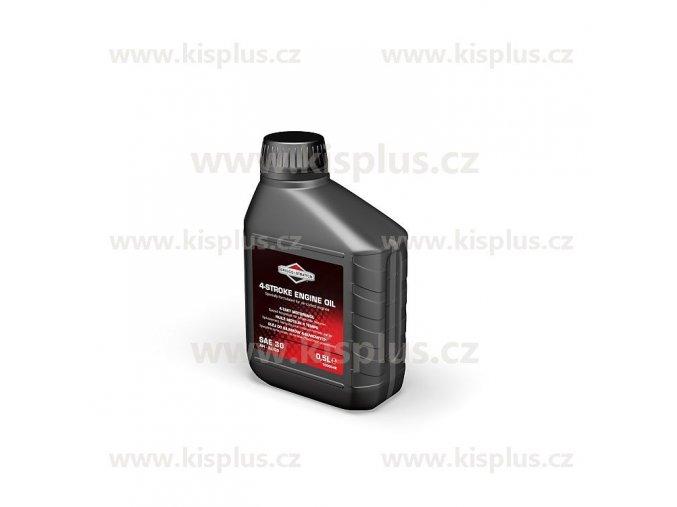 Olej motorový B & S SAE 30 - 0,6 l