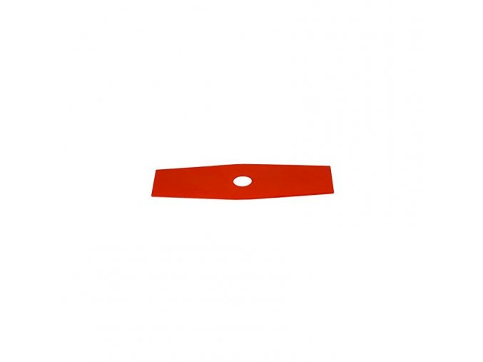 Univerzální nůž pro křovinořezy 2-zubý - 255 mm x 1,4 mm