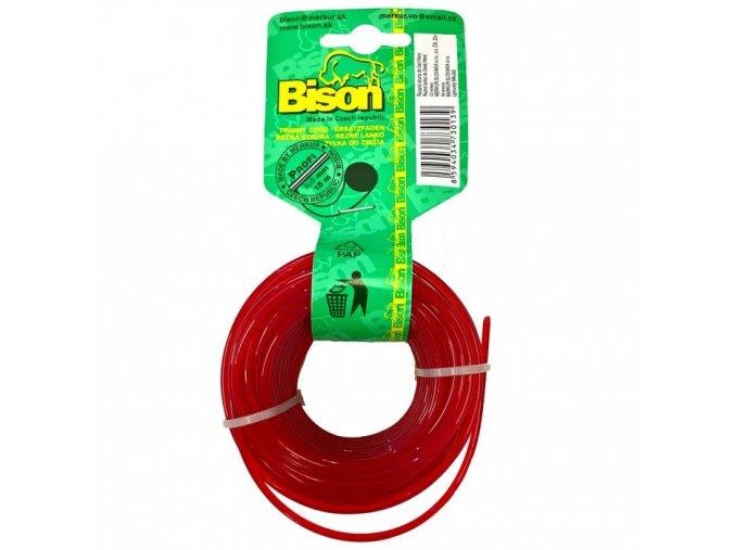 BISON - PROFI řezná struna k vyžínačům 15 m