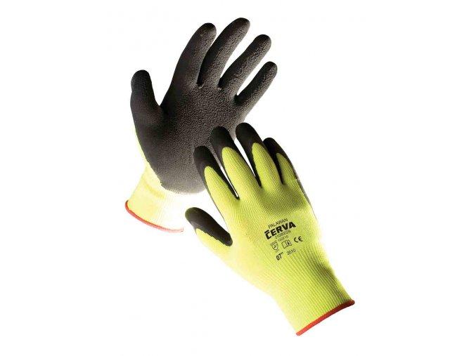 ČERVA - PALAWAN pracovní rukavice
