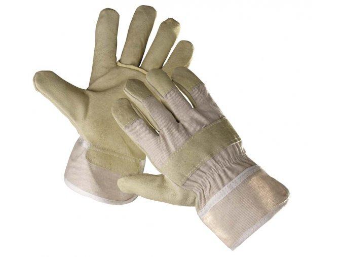 ČERVA - SHAG pracovní rukavice zimní