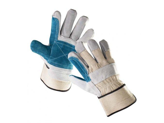 ČERVA - MAGPIE pracovní rukavice