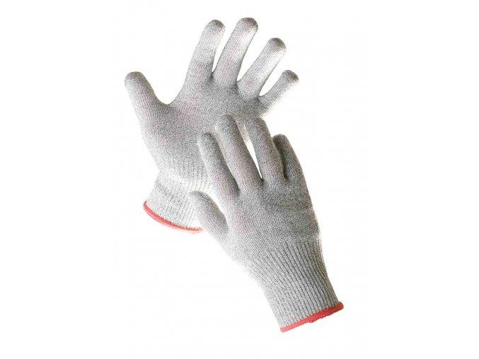 ČERVA - CROPPER pracovní rukavice proti prořezu
