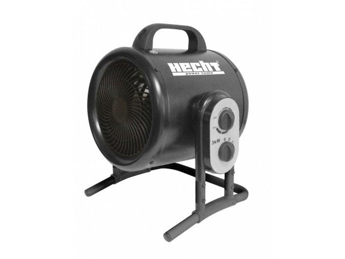 HECHT 3422 - přímotop s ventilátorem a termostatem