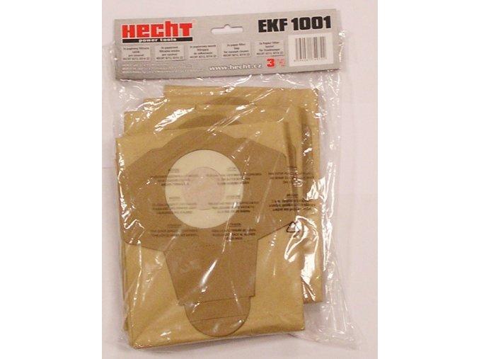 HECHT EKF 1001 - sáčkový filtr k vysavači