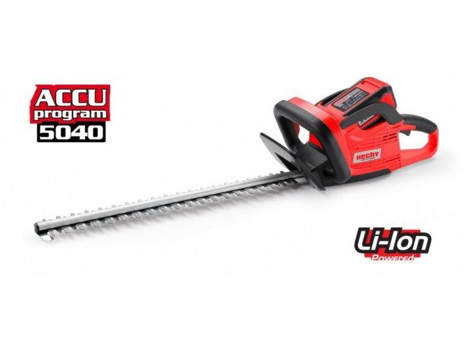 HECHT 6040 - akumulátorový plotostřih