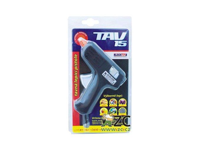 TAV 15 - tavná pistole