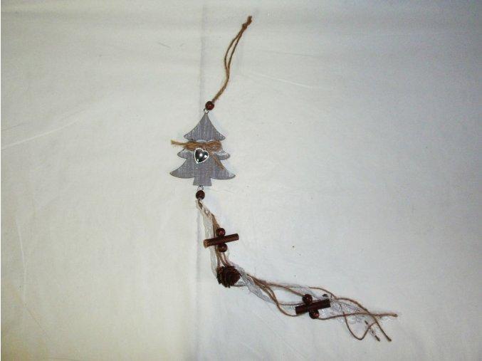 Dekorace - stromek závěs