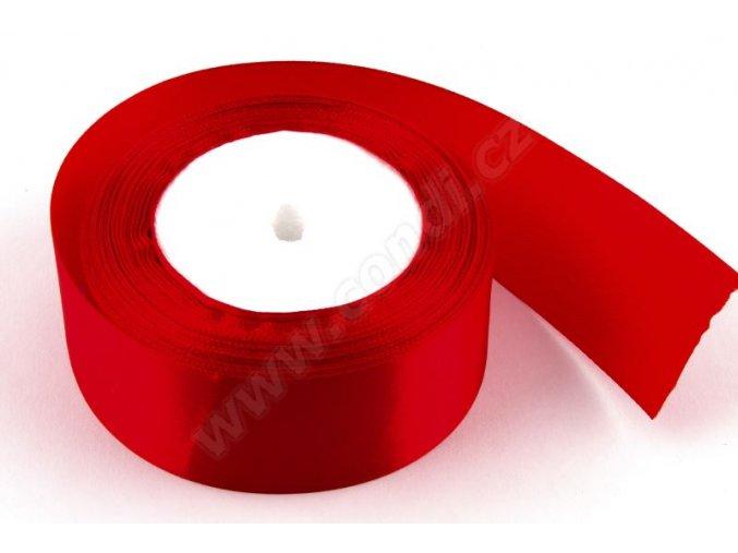 stuha-satenova-4-cm-x-23-m-cervena