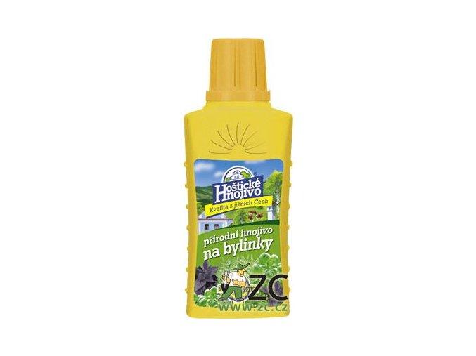 FORESTINA - Hoštické hnojivo na bylinky 200 ml