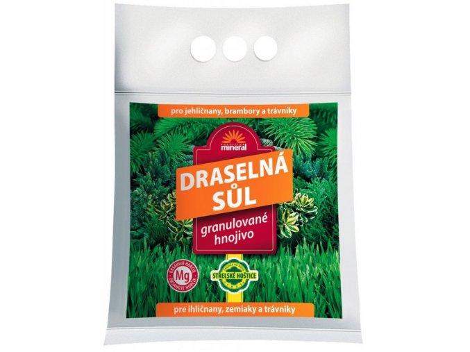 FORESTINA - Draselná sůl - granulovaná