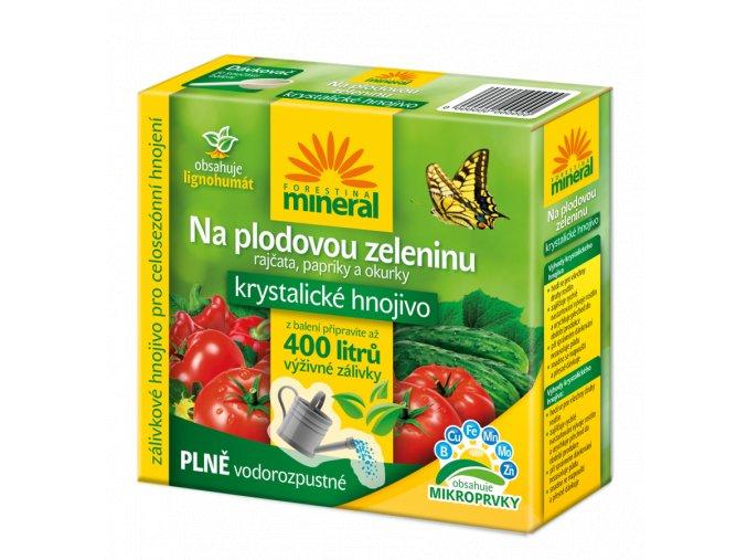 FORESTINA - Mineral krystalické hnojivo na plodovou zeleninu