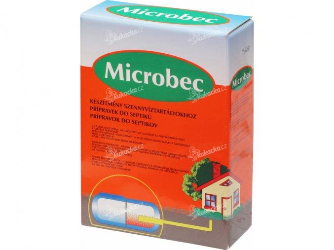MICROBEC - přípravek do septiků