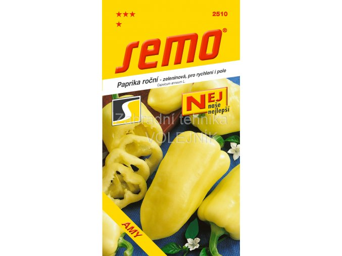 PAPRIKA AMY -  zeleninová sladká 0.8 g