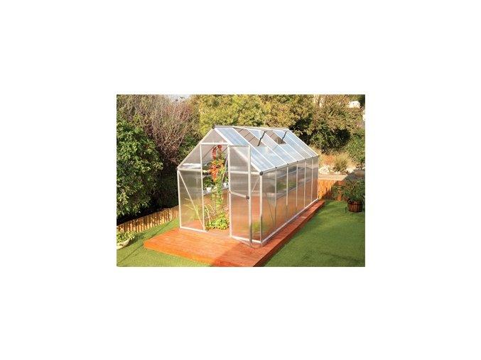 PALRAM MULTILINE 6 x 12 - skleník