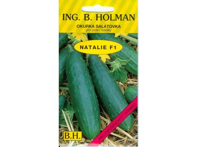 OKURKA NATALIE F1 - salátovka 1.5 g
