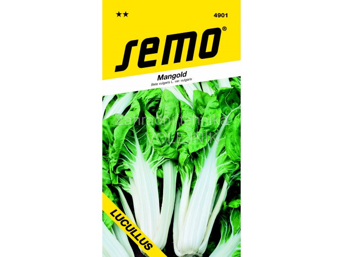 MANGOLD - LUCULLUS žlutozelený 3 g