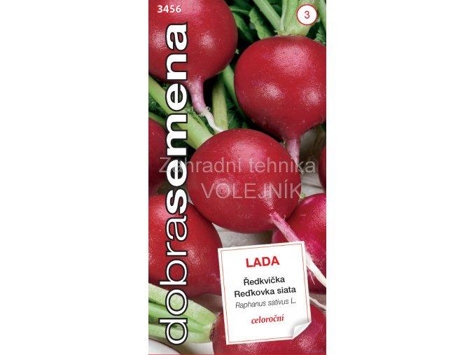 ŘEDKVIČKA LADA - červená, raná 5 g