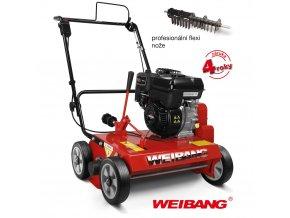WEIBANG WB 486 CR-B - benzínový  provzdušňovač