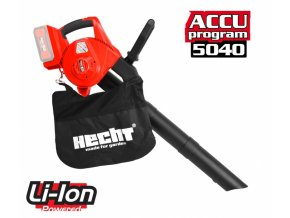 HECHT 9440 - accu fukar/ vysavač listí