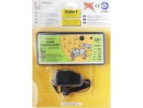 Odhaněč ultrazvukový - OdH1 tichý s adaptérem v blistru