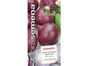 CIBULE JARNÍ - GRENADA červená 2 g