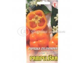 PAPRIKA PAMPELIŠKA - zeleninová 15 s