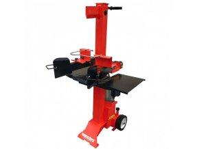 HECHT 6070 - vertikální elektrický štípač na dřevo