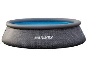 MARIMEX - Bazén Tampa 3,66 x 0,91 m bez filtrace - motiv RATAN