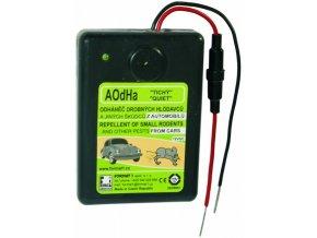 Odháněč ultrazvukový - AOdHa vhodný do auta