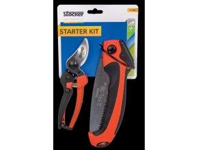 STOCKER - zahradnické nůžky a pilka