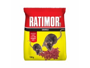 RATIMOR PLUS GRANULE 150 g
