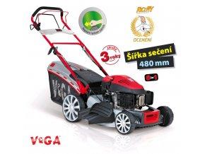 VeGA 495 SXH 6in1 - motorová sekačka s pojezdem