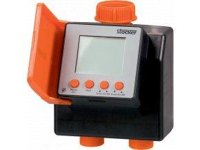 STOCKER - časovač digitální pro dvě zóny