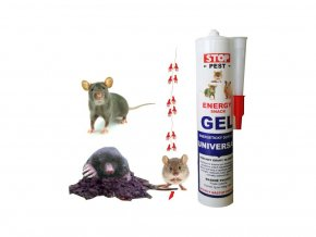 STOP-PEST - ENERGY GEL UNIVERSAL 230 g