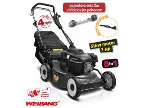 WEIBANG WB 507 SCV  - motorová sekačka